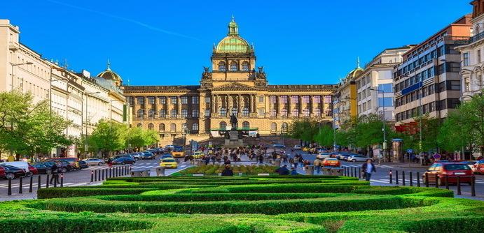 Прага из Екатеринбурга на майские праздники!